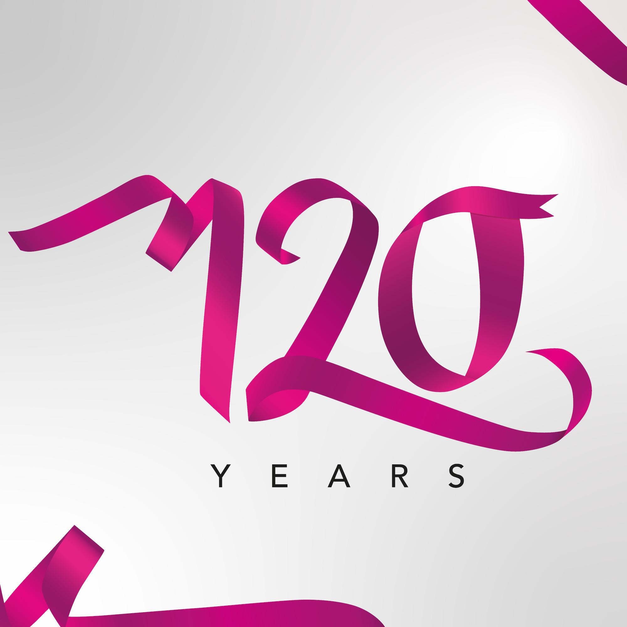 120 years image 1