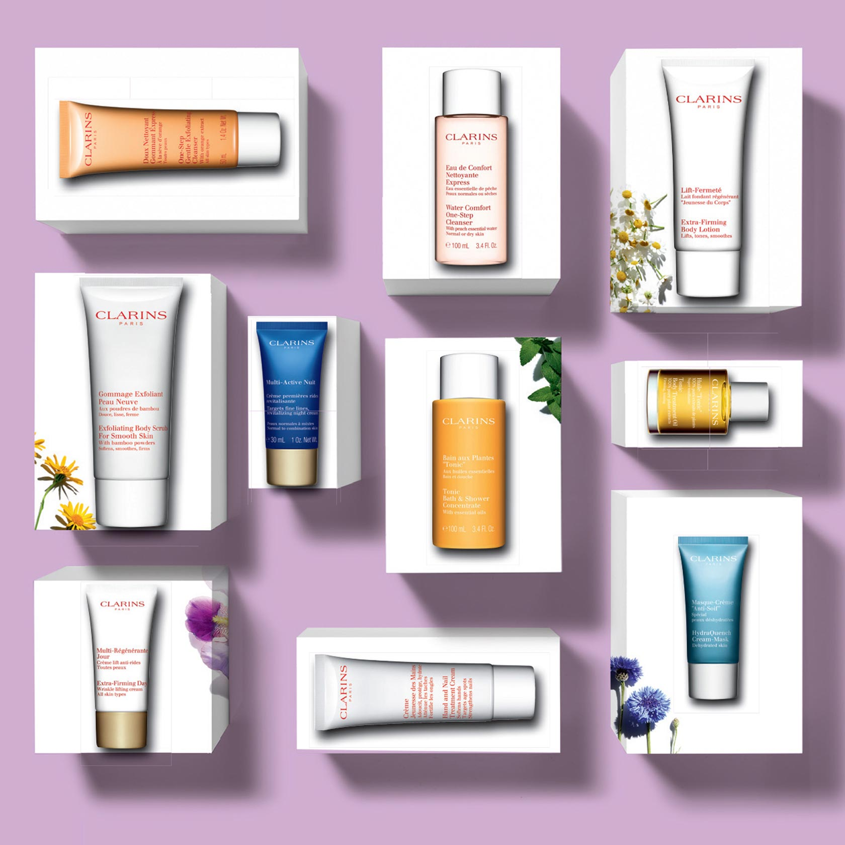 big gift with clarins image 1