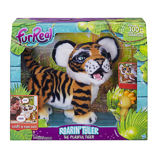 FurReal Tiger £118.99 image 1