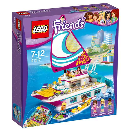 Lego Friends Catamaran £53.75 image 1