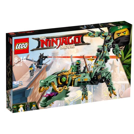 Lego Ninjago Green Ninja £39.99 image 1