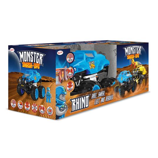 Radio Controlled Monster Mash Up £23.99 image 1