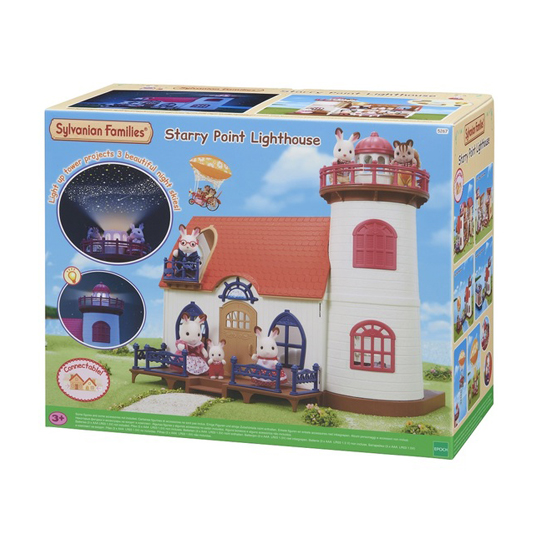 Sylvanian Families Starry Point Lighthouse £47.50 image 1