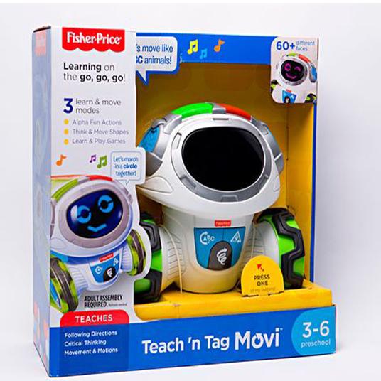 Fisherprice Teach and Tag Movi £37.50 image 1