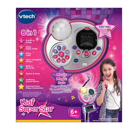 V-Tech Kidi Super Star £43.75 image 1