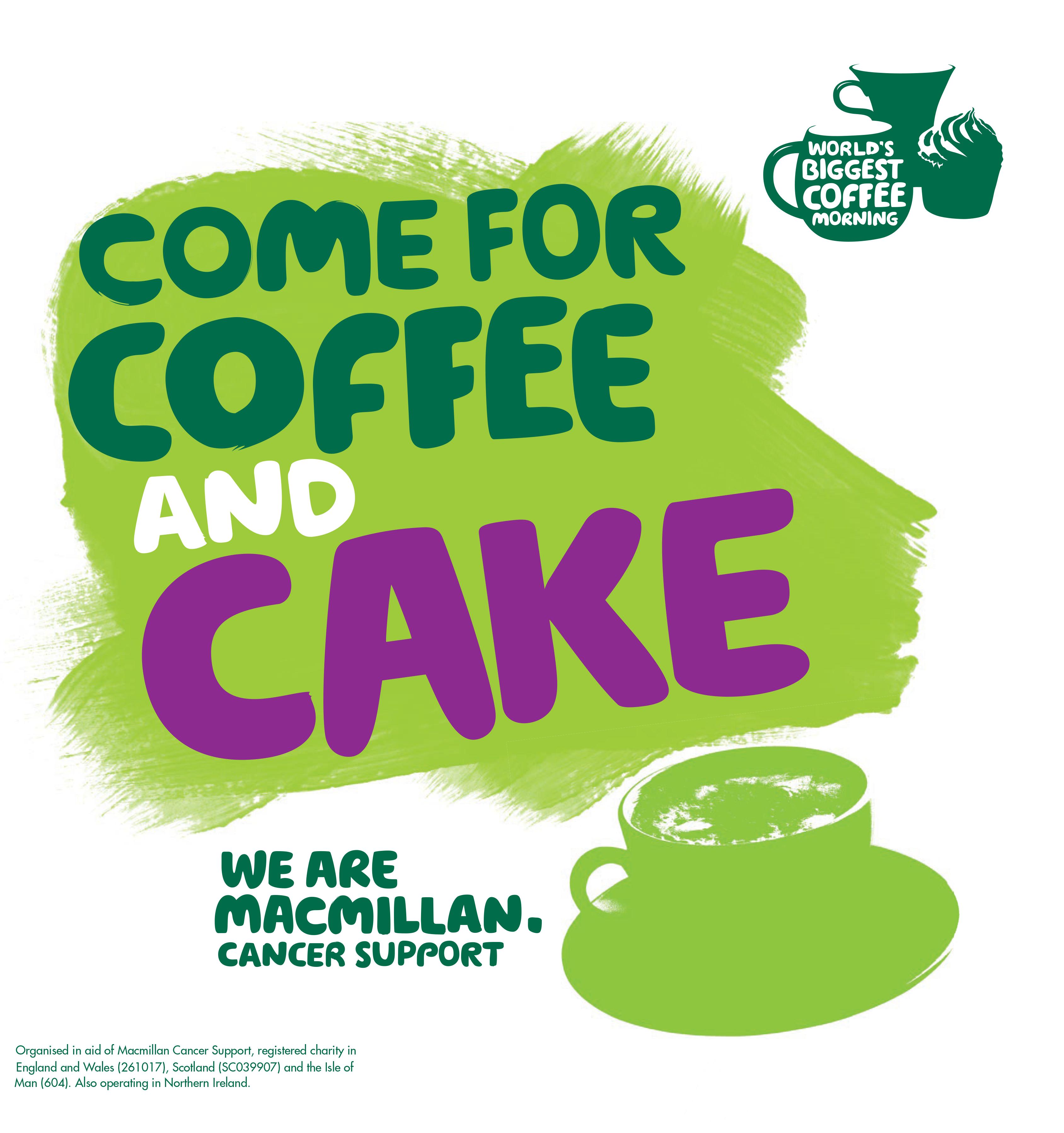 Macmillan Coffee Morning image 1