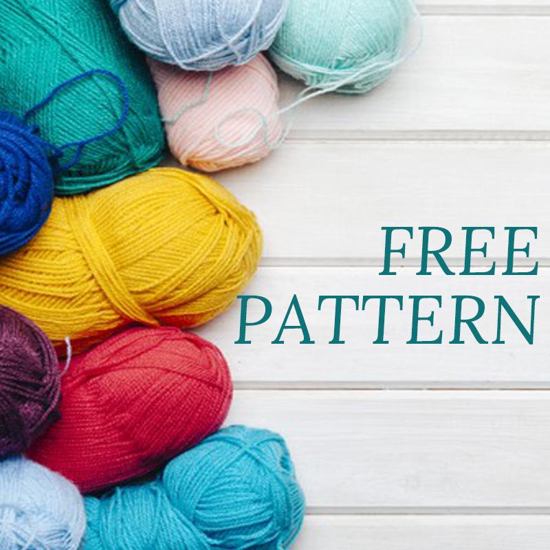 free crochet pattern image 1