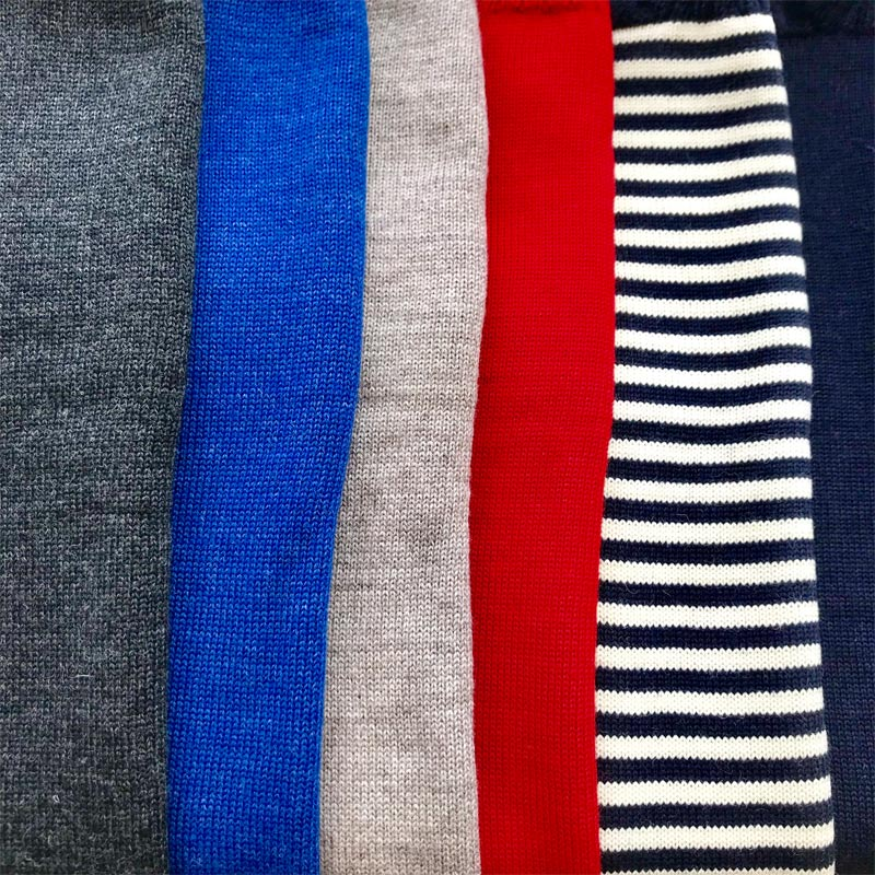 knit guernsey ribs image 1